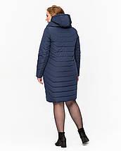 Жіноча куртка демі великі розміри рр 48-60, фото 2