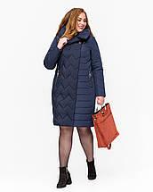 Жіноча куртка демі великі розміри рр 48-60, фото 3