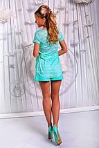 Жіночий костюм з шортами, фото 2