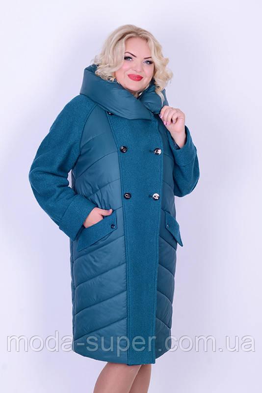 Куртка с вареной шерстью рр 46 и 48,50