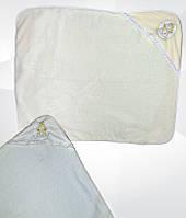 Пушистый детский плед-уголок для новорожденных. Крыжма для крещения. Теплый детский плед