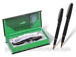 Ручка 210 Crocodile черная, капиллярная