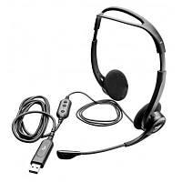 Гарнітура Logitech PC 960 Headset USB (981-000100)