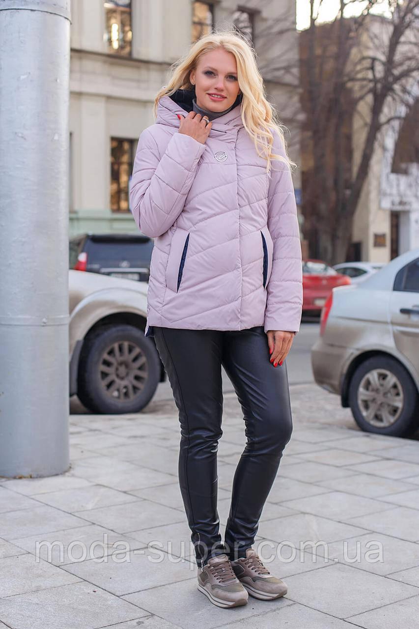 Куртка женская  большие размеры рр 50-62