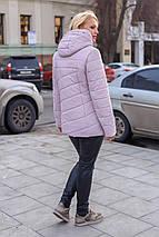 Куртка женская  большие размеры рр 50-62, фото 3