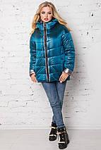 Жіноча куртка демі рр 44-56, фото 2