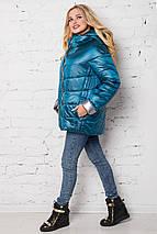 Жіноча куртка демі рр 44-56, фото 3