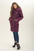 Зимняя теплая куртка  с сьемными  рукавичками рр 46-56