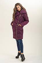 Зимова тепла куртка з сьемными рукавичками рр 46-56
