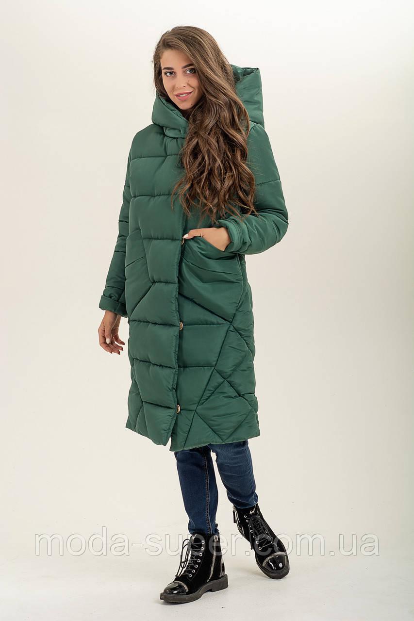 Зимняя куртка-одеяло  рр 46-56