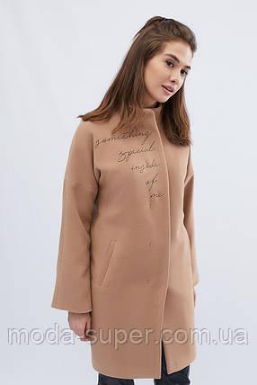 Жіноче кашемірове пальто рр 40-48, фото 2