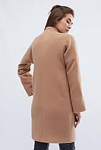Жіноче кашемірове пальто рр 40-48, фото 3
