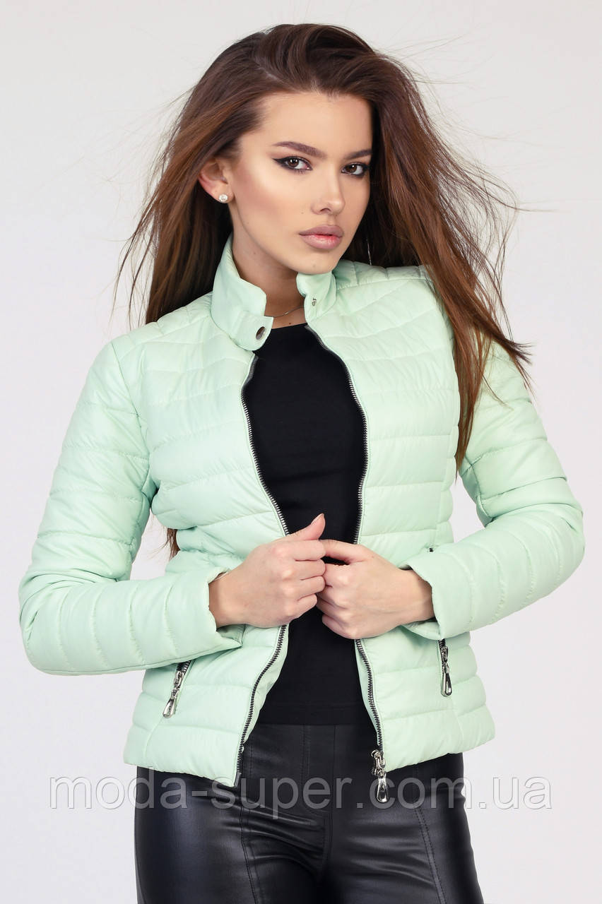 Женская короткая курточка рр 42-48