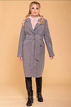 Женское пальто-пиджак прямого кроя  рр S  M  L