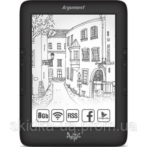 Купить Электронная книга Evromedia Argument 8GB Black