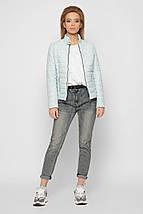 Женская куртка короткая рр 42-48, фото 2