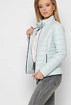 Женская куртка короткая рр 42-48, фото 3