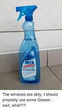 Средство для мытья стекла и пластика  Tandil Glasreiniger 1000 мл