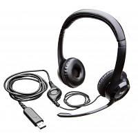 Навушники Logitech H390 (981-000406)