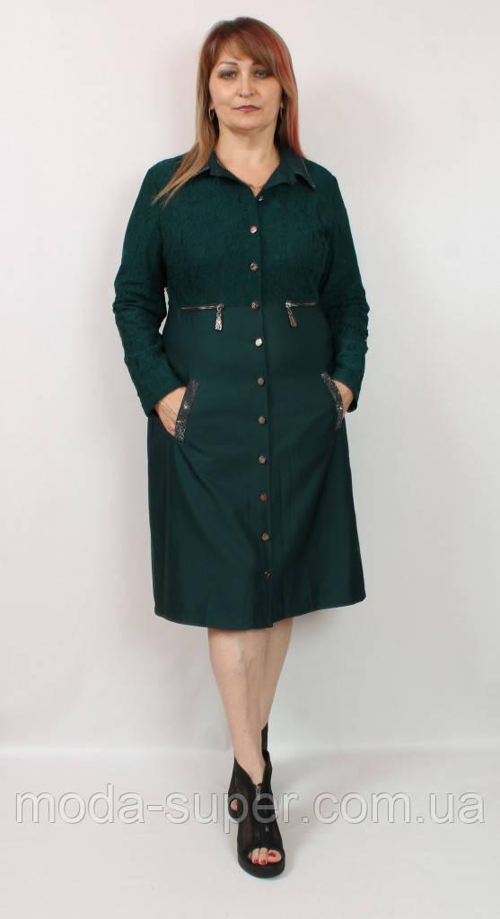 Стильное женское платье  Sirius Турция рр 48-54