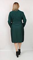 Стильное женское платье  Sirius Турция рр 48-54, фото 2