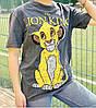 Женская футболка «Симба и Король Лев» TitusTekform