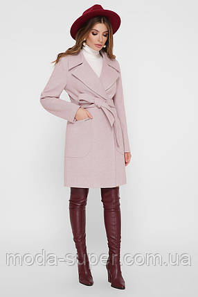 Женское пальто приталенного силуэта рр 42-52, фото 2
