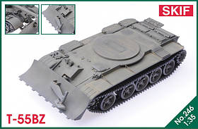 Т-55БЗ (Бульдозер) 1/35 SKIF MK246