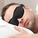 3D маска для сна, путешествий, разные цвета, фото 3