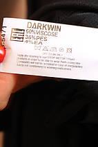 Стильне жіноче плаття Darkwin Туреччина рр 54-64, фото 3