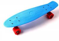 "Пенни борд (Penny Board) 22\"" \""Fish\"", Синий, фото 1"
