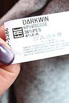 Стильне жіноче плаття Darkwin Туреччина рр 52-64, фото 3