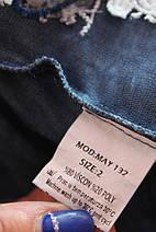 Стильне джинсове сукню Pompadur Туреччина рр 52-62, фото 3