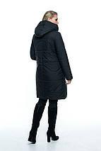 Куртка женская с капюшоном рр 46-60, фото 3