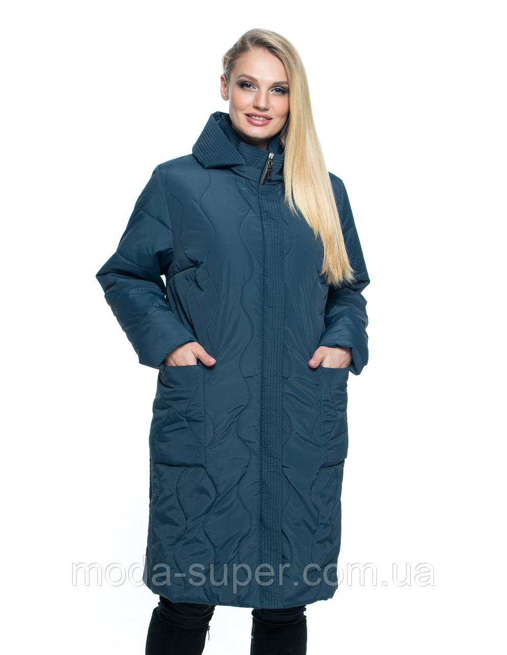 Куртка женская больших размеров рр 54-70
