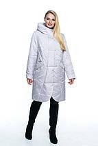 Женская стильная весенняя куртка рр 44-56, фото 3