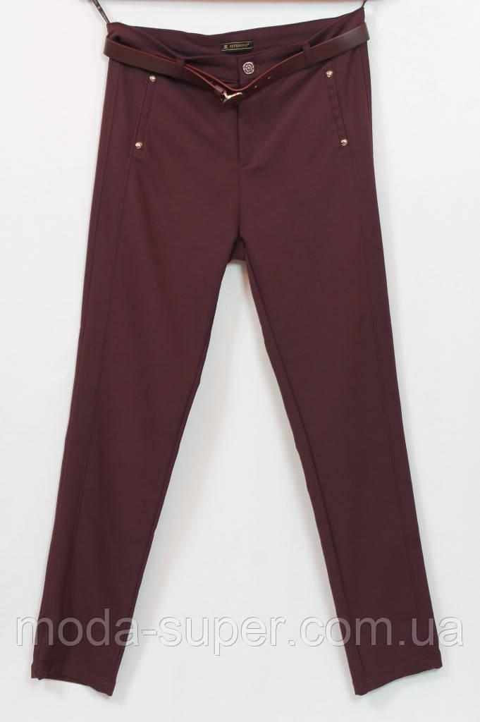 Класичні брюки з стрейч-трикотажу ,пр-під Туреччина,рр 48-54