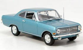 OPEL REKORD A COUPE 1962. 1/43 MINICHAMPS 400041024