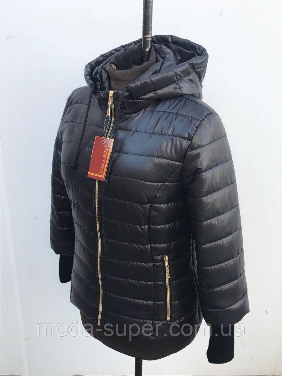 Куртка жіноча весняна модель розміри 44 - 54