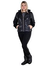 Куртка жіноча весняна модель розміри 44 - 54, фото 3