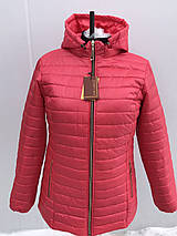 Жіноча куртка стьобаний розміри від 54 до 70, фото 3