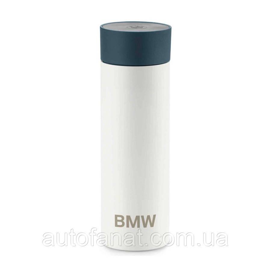 Термокружка BMW Thermal Mug Design, оригинальная белая (80282466201)