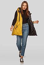Женская жилетка с сьемным капюшоном рр 48-62, фото 3