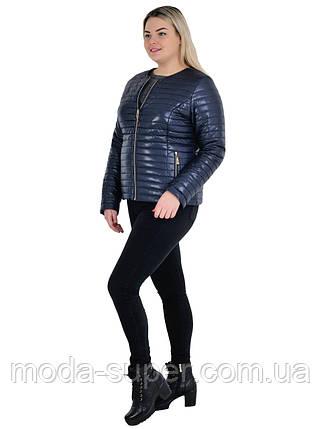 Куртка жіноча Шанель, розміри 42-62, фото 2