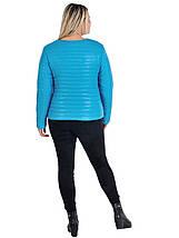 Куртка женская Шанель, размеры 42-62, фото 2
