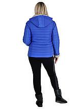Куртка-трансформер женская. Размеры от 42 до 66, фото 3