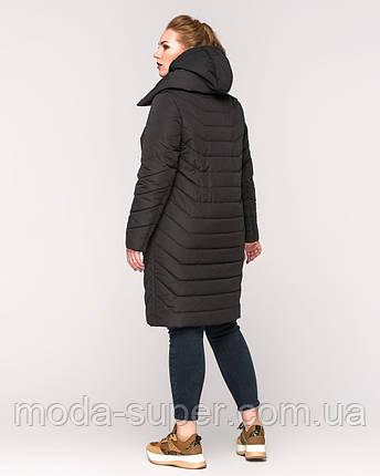 Женская куртка деми большие размеры  рр 48-60, фото 2