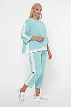 Жіночий костюм з тканини софт 50-60 рр, фото 3