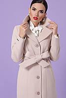 Женское пальто кашемировое рр 52