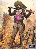 Педро Мелгоза - Охотник за головами» Стрелковая серия. Комплект № 3. 1/35 MASTER BOX 35205